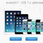جیلبریک iOS7 از راه رسید