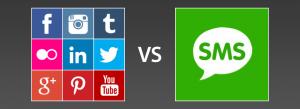 تفاوت میان بازاریابی پیامکی و بازاریابی رسانه های گروهی
